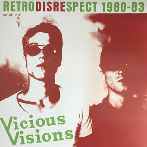 Cover of vinyl record RETRODISRESPECT 1980-83 by artist
