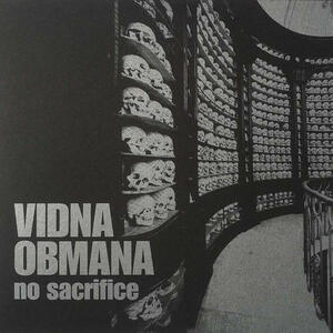 Cover of vinyl record NO SACRIFICE by artist