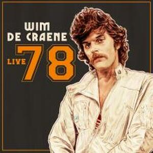 Cover of vinyl record LIVE '78 - (COLOURED VINYL) by artist
