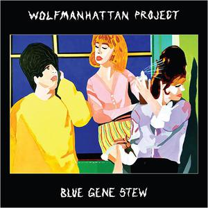 Cover of vinyl record BLUE GENE STEW by artist