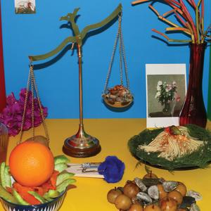 Cover of vinyl record ABSOLUTE STILL LIFE by artist