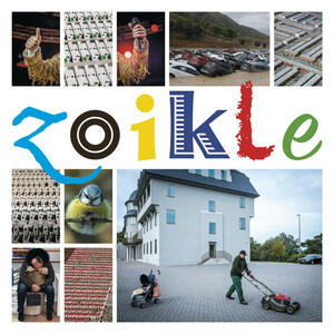 Cover of vinyl record ZOIKLE by artist