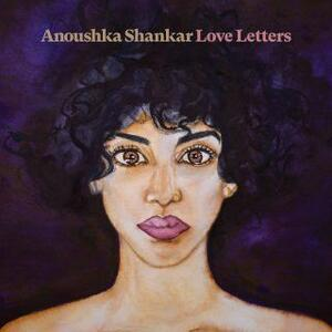Cover of vinyl record LOVE LETTERS by artist