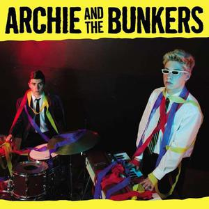 Cover of vinyl record ARCHIE AND THE BUNKERS by artist