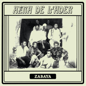 Cover of vinyl record ZABAYA by artist