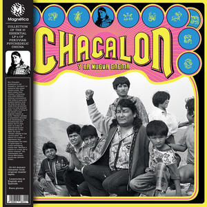 Cover of vinyl record CHACALON Y LA NUEVA CREMA by artist