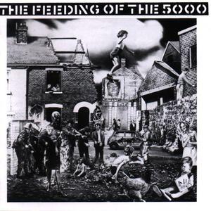 Cover of vinyl record FEEDING OF THE FIVE thousand by artist