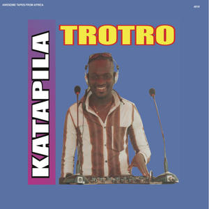 Cover of vinyl record TROTRO by artist