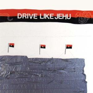 Cover of vinyl record DRIVE LIKE JEHU by artist