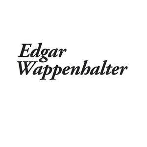 Cover of vinyl record EDGAR WAPPENHALTER by artist