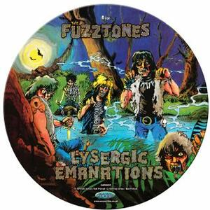 Cover of vinyl record Lysergic Emanations - (picture disc) by artist