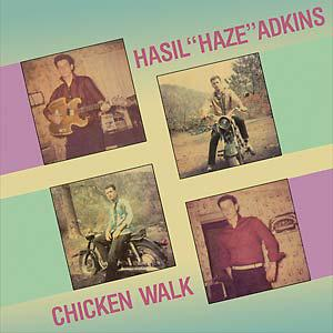 Cover of vinyl record CHICKEN WALK by artist