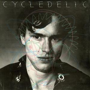 Cover of vinyl record CYCLEDELIC by artist