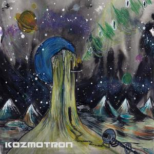 Cover of vinyl record KOZMOTRON by artist