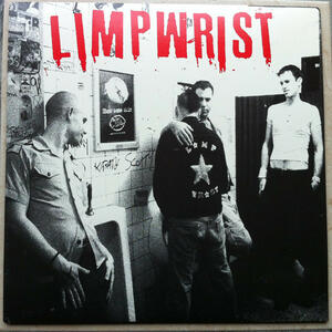 Cover of vinyl record LIMP WRIST by artist