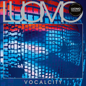 Cover of vinyl record VOCALCITY - (20TH ANNIVERSARY RE-MASTER) by artist
