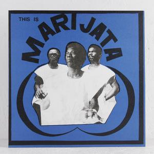 Cover of vinyl record THIS IS MARIJATA by artist