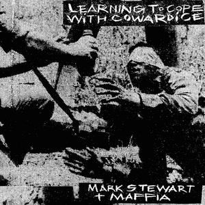 Cover of vinyl record LEARNING TO COPE WITH cowardice by artist