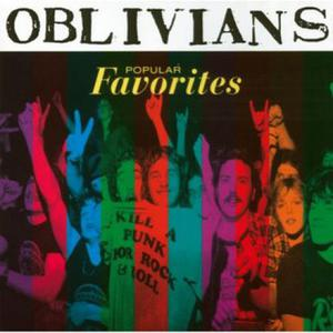 Cover of vinyl record POPULAR FAVORITES by artist
