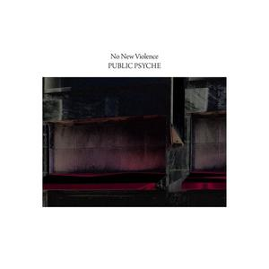 Cover of vinyl record NO NEW VIOLENCE by artist