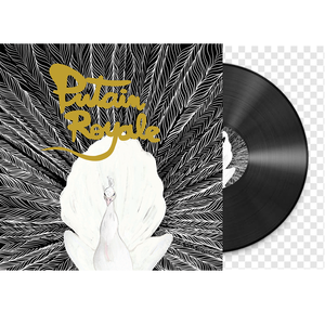 Cover of vinyl record PUTAIN ROYALE by artist