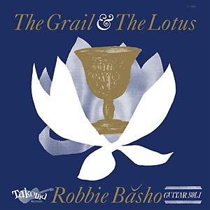 Cover of vinyl record GRAIL & THE LOTUS by artist