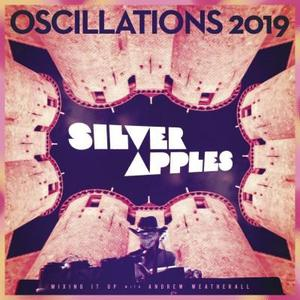 Cover of vinyl record OSCILLATIONS 2019 by artist