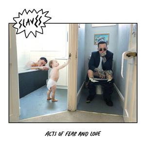 Cover of vinyl record ACTS OF FEAR AND LOVE by artist