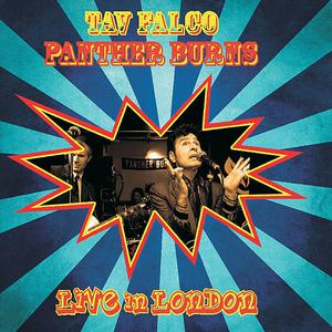 Cover of vinyl record live in london by artist