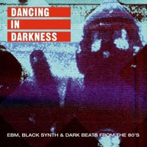 Cover of vinyl record DANCING IN DARKNESS by artist