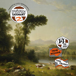 Cover of vinyl record HAMBURGER SAIGNANT 2 by artist