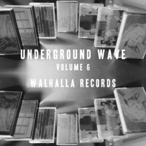 Cover of vinyl record UNDERGROUND WAVE. - vol 6 by artist
