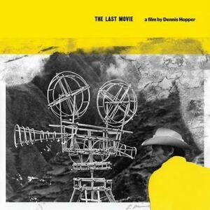 "Cover of vinyl record DENNIS HOPPER'S ""THE LAST MOVIE' by artist"